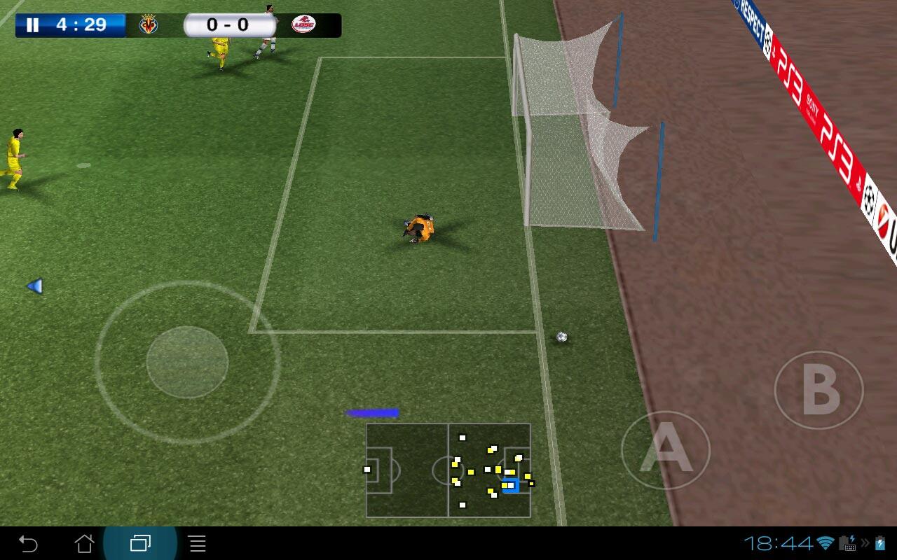 Pes 2012 Pro Evolution Soccer Игра Для Android
