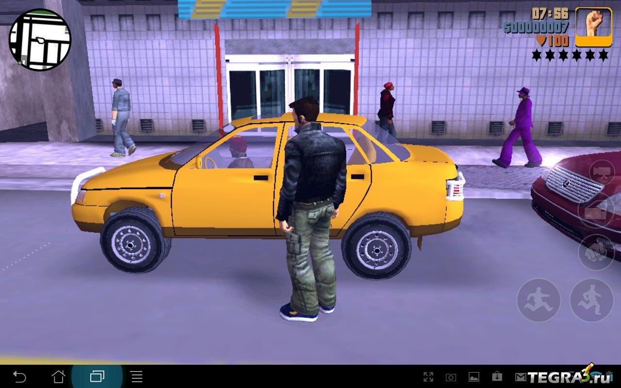 Скачать мод на gta 3 русские машины