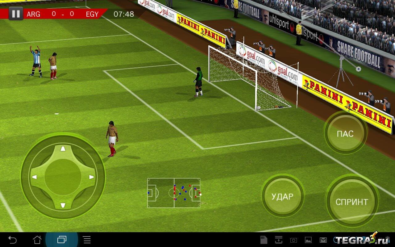 Как Можно Играть Без Энергии Real Footbal 2012 На Android
