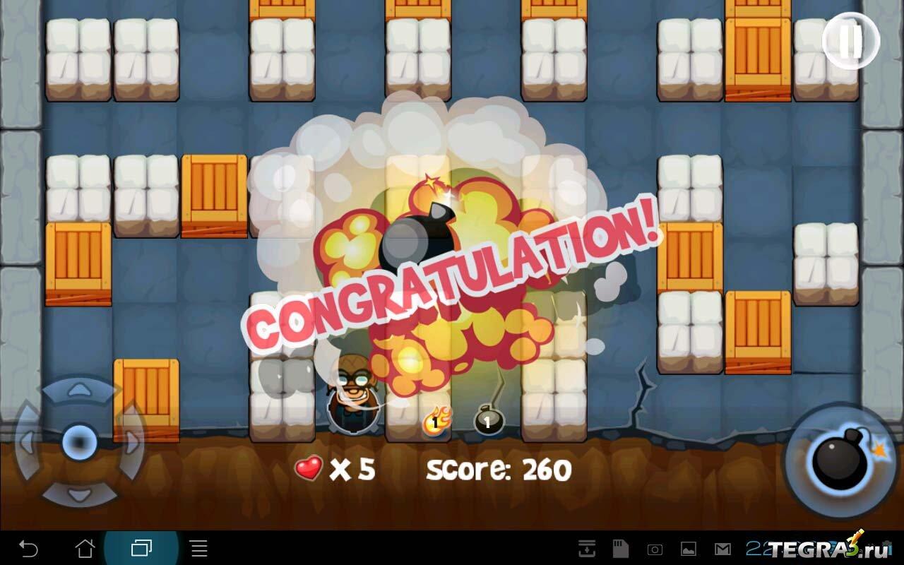 Bomberman Dojo Для Андроид