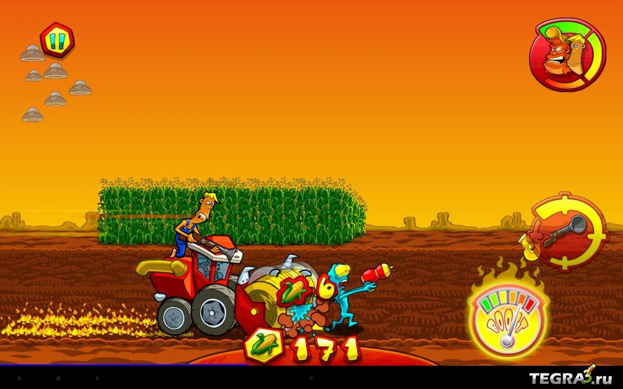 Скачать Farm Invasion Usa Premium На Android