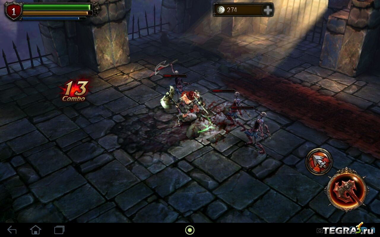 eternity warriors 2 v4.3.1 mod apk+data