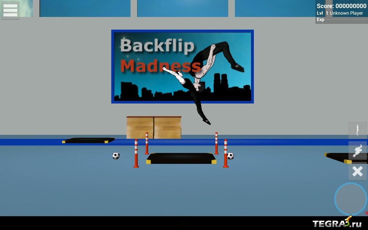 Скачать Backflip Madness Android