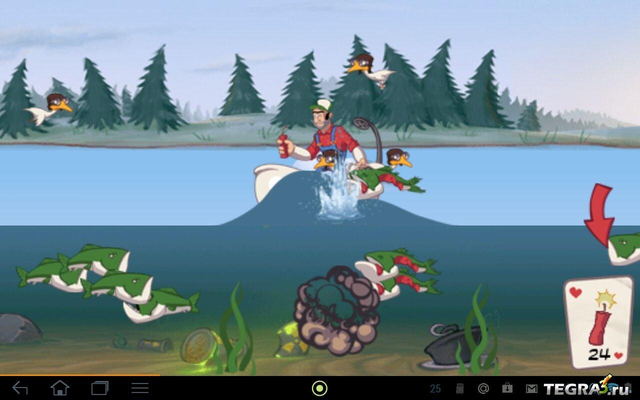 как ловить рыбу динамитом