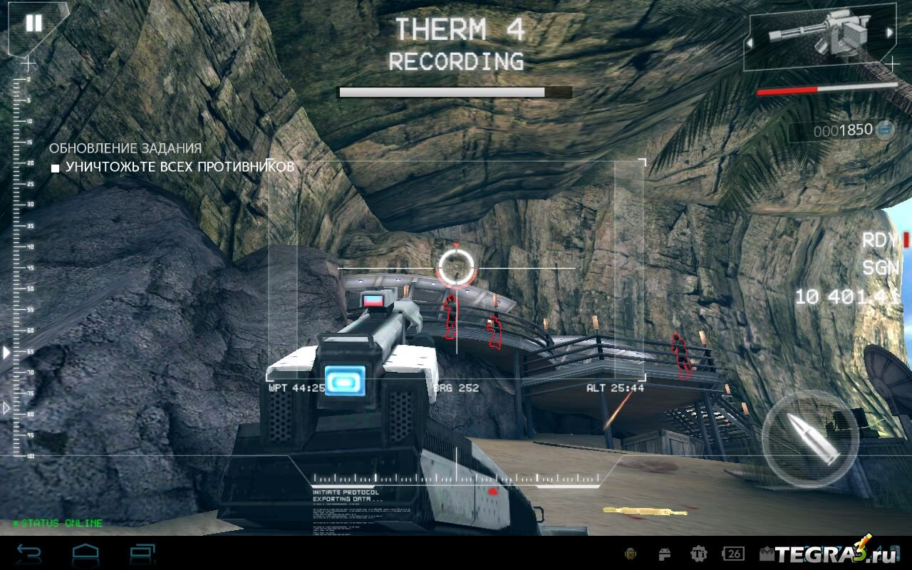 Скачать Игру Modern Combat 4 Zero Hour На Андроид
