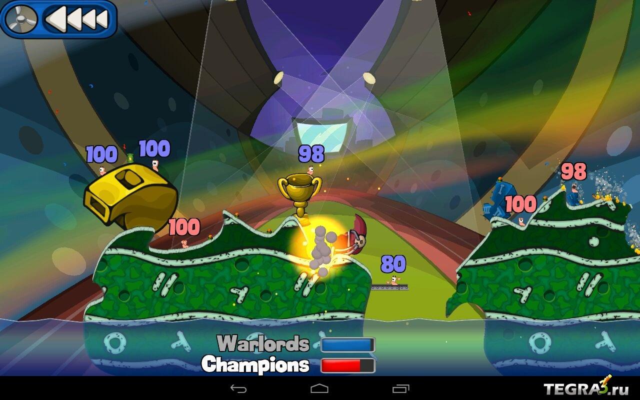 Игры На Андроид Worms 2