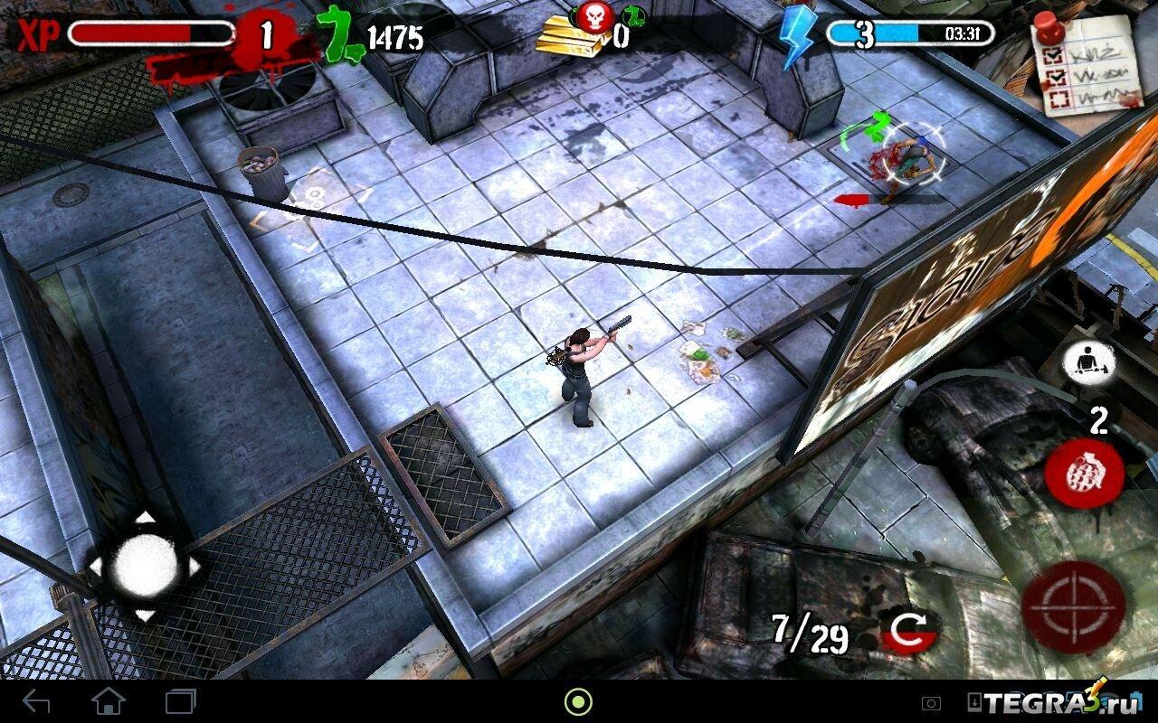 Игры Для Андроид Zombie Hq