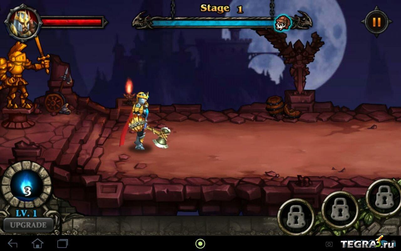 Скачать На Андроид Hero Defense Kill Undead