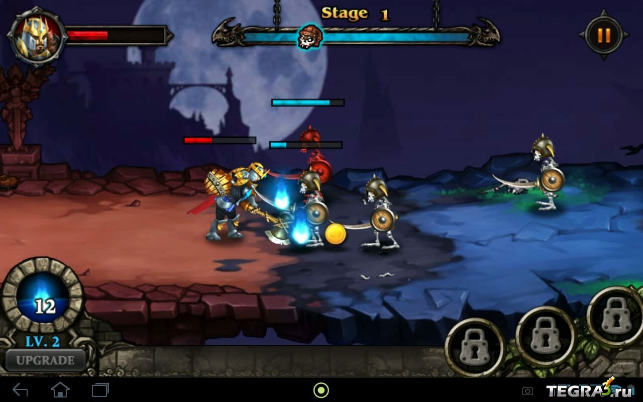 Скачатьhero Defense Kill Undead На Андроид