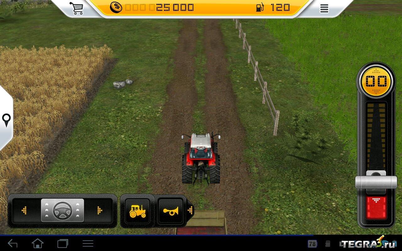 Фарминг симулятор 2013 на андроид