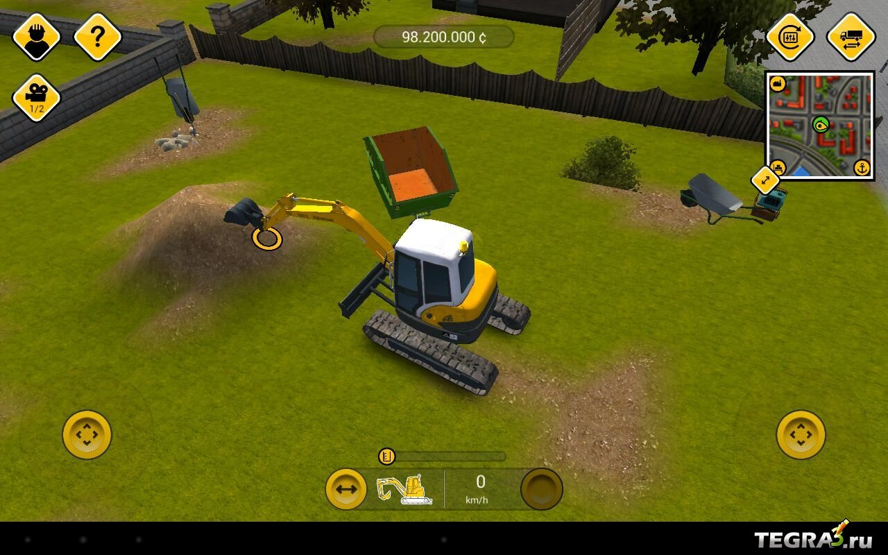 Construction simulator 2014 android full free download