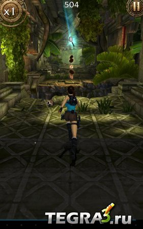 Lara Croft: Relic Run v1.0.34 [Много денег]