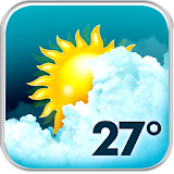 иконка Animated Weather Widget&Clock