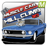 иконка 3d Hill Climb Muscle Cars 2014