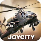 ВЕРТОЛЕТ БИТВА : 3D полет (GUNSHIP BATTLE: Helicopter 3D)