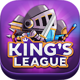 иконка King's League: Odyssey  (Unlimited Coins-Gems)