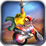 иконка Motocross trial - Xtreme bike