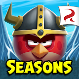 иконка Angry Birds Seasons HD