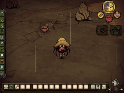 Скриншот Don't Starve: Pocket Edition
