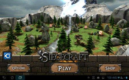 Siegecraft THD