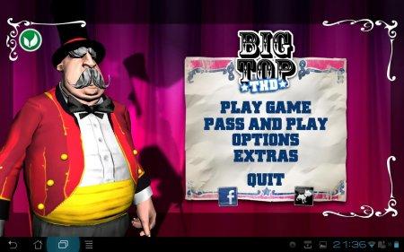 Big Top THD