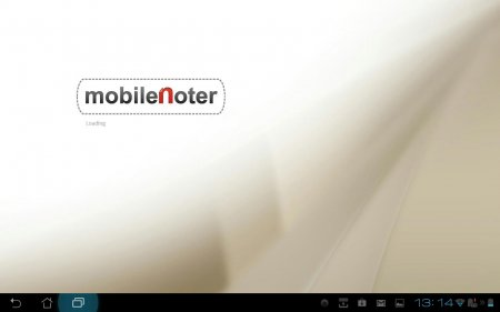MobileNoter SE HD for Tablet