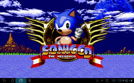 иконка Sonic CD