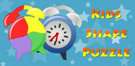 Kids Preschool Puzzle (Собери фигуру) HD  (RSoft_Andrey_Mod_Rus) (добавил английскую версию 2.3.2)