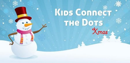 Kids Connect the Dots Xmas (Собери Точки)