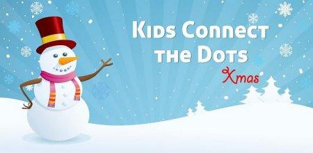 Kids Connect the Dots Xmas (Собери Точки)