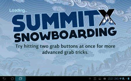 иконка SummitX Snowboarding ( добавлен мод свободные покупки )