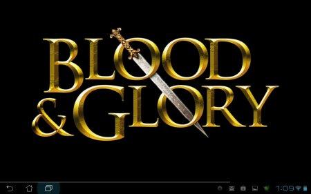 BLOOD & GLORY ) / BLOOD & GLORY (NR)