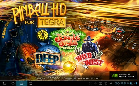 Pinball HD for Tegra _2411