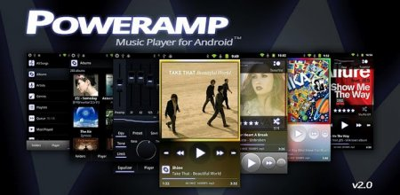 Poweramp Music Player -build-579
