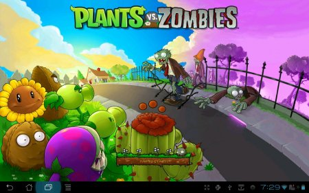Plants vs. Zombies  offline + 1.0 HD