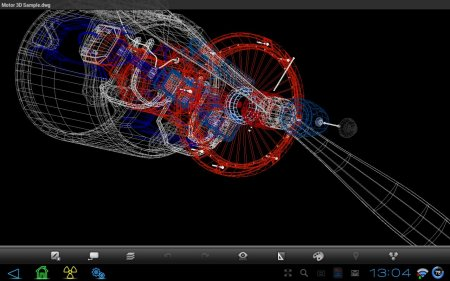 AutoCAD 360 (AutoCAD WS) V3.0.9