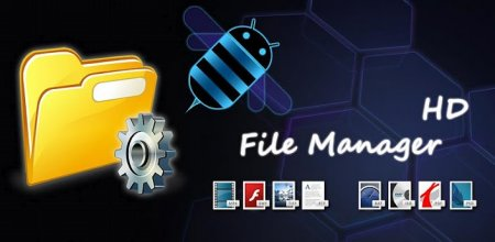File Manager HD (Explorer) Donate  build 20300210