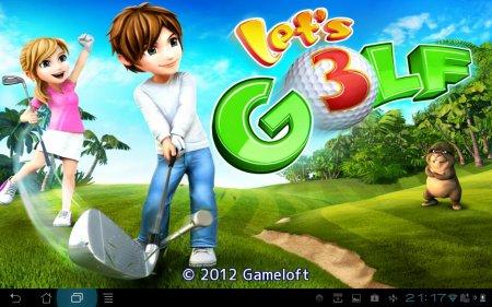 иконка Let's Golf! 3