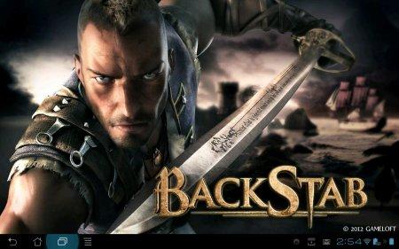 Backstab HD ) (добавлена инструкция по запуску на устройствах Tegra 3 официально не поддерживаемых игрой)