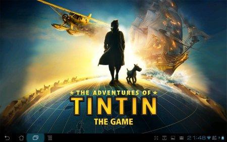The Adventures of Tintin (ПРИКЛЮЧЕНИЯ ТИНТИНА)