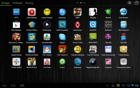 GO Launcher HD for Pad v1.19 / GO launcher EX Prime v5.11 / Go Launcher Z Prime v1.04
