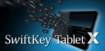 SwiftKey Tablet X Keyboard