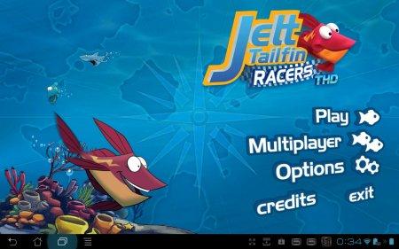 Jett Tailfin Racers THD  (обновлено)