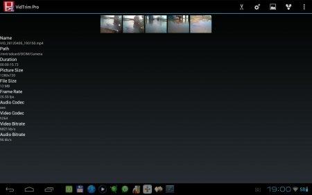 VidTrim Pro - Video Editor (обновлено до v2.015)