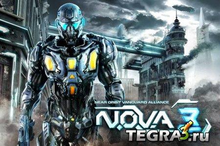 Gameloft анонсировала  выход N.O.V.A 3 для Android и iOS (Добавил новое видео )