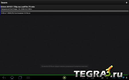 Swarm Torrent Client v1.3.8