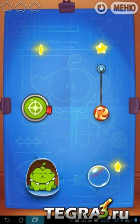 Cut the Rope: Experiments HD v.1.7.1