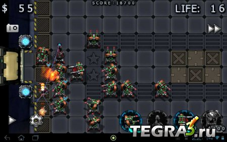 Galaxy Wars Tower Defense (Галактика войны Tower Defense) (обновлено до v.1.8.8)
