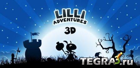 иконка Lilli Adventures 3D