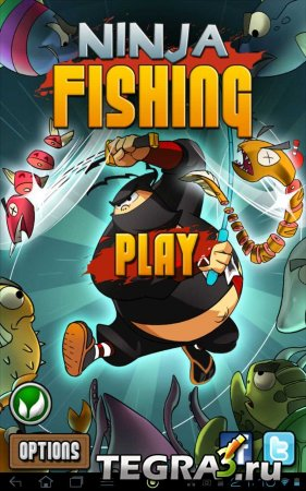 Ninja Fishing  Full